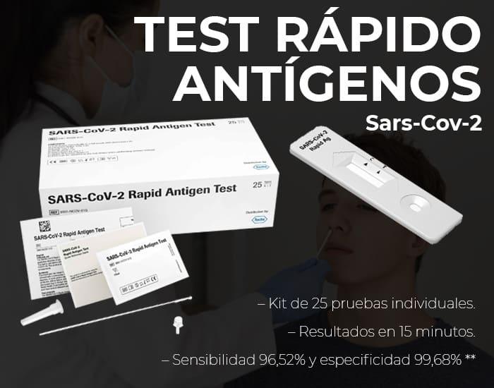 comprar test antigenos
